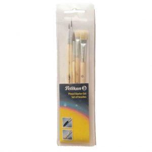комплект четки за рисуване пеликан стартер