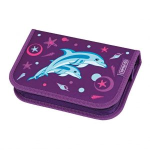 несесер херлитц 1 цип 31 части празен dolphins