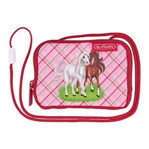 портмоне херлитц с връзка horses