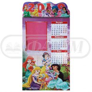 детски календар за снимка