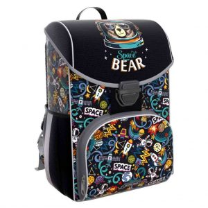 ученическа раница Erich Krause Ergoline 15l Space bear