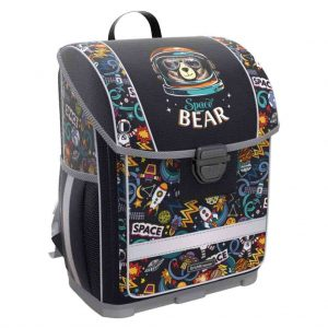 ученическа раница Erich Krause 16l Ergoline Space bear