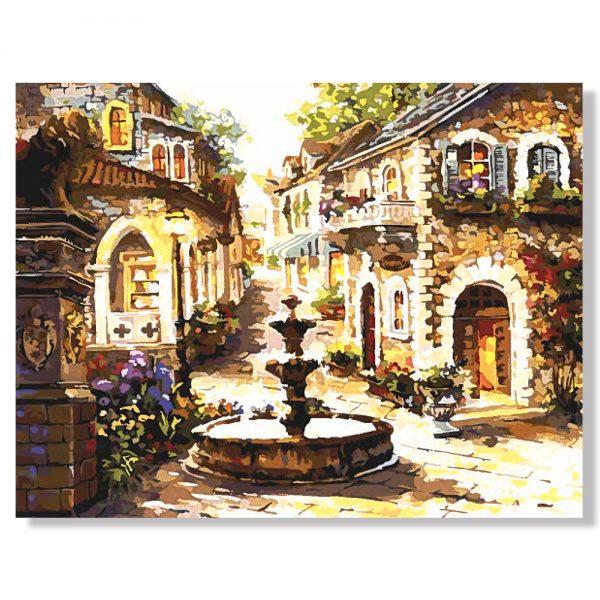 картина за рисуване по номера Флоренция